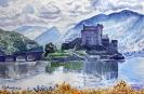 Замок в Шотландии